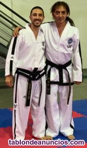 Taekwondo itf kids niños y niñas de 4 a 8 años nahuel