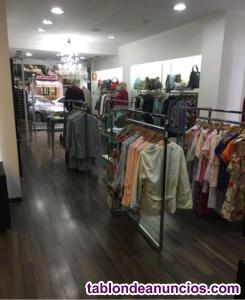 Traspaso preciosa tienda de ropa
