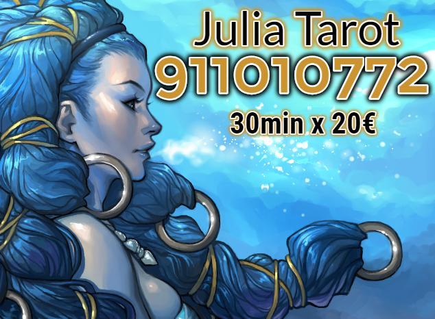 JULIA TAROT 30 MIN X 20EU