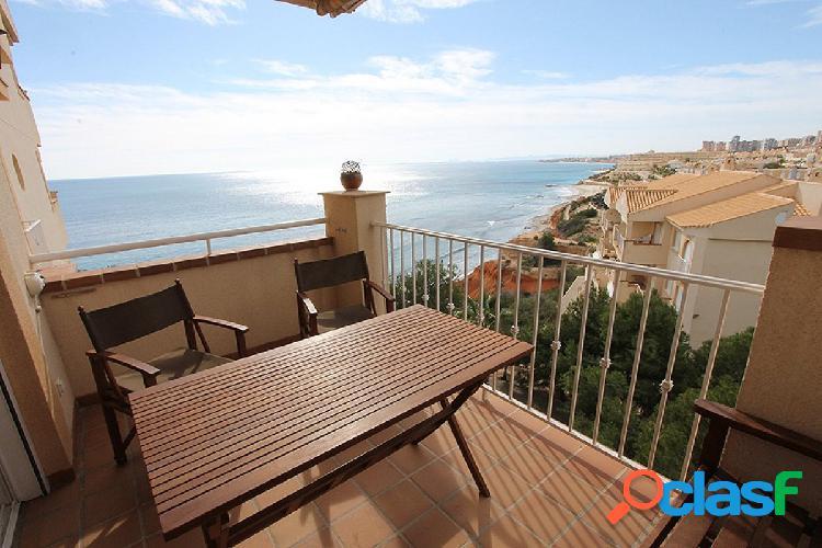 Precioso apartamento con vistas al mar en Campoamor,