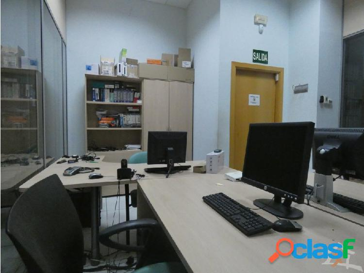 Se vende local de oficina en el Parque Tecnológico