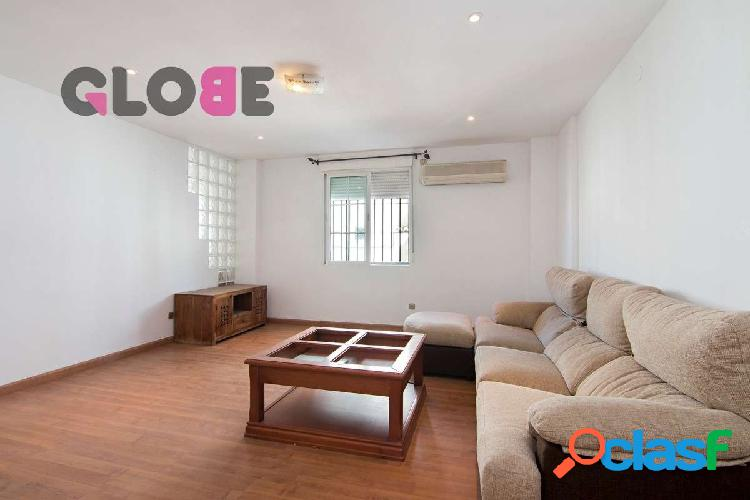 Estupendo piso de 4 dormitorios en el Albaycin