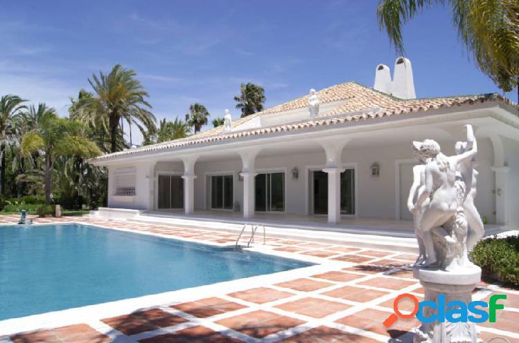 Impresionante villa de estilo contemporáneo