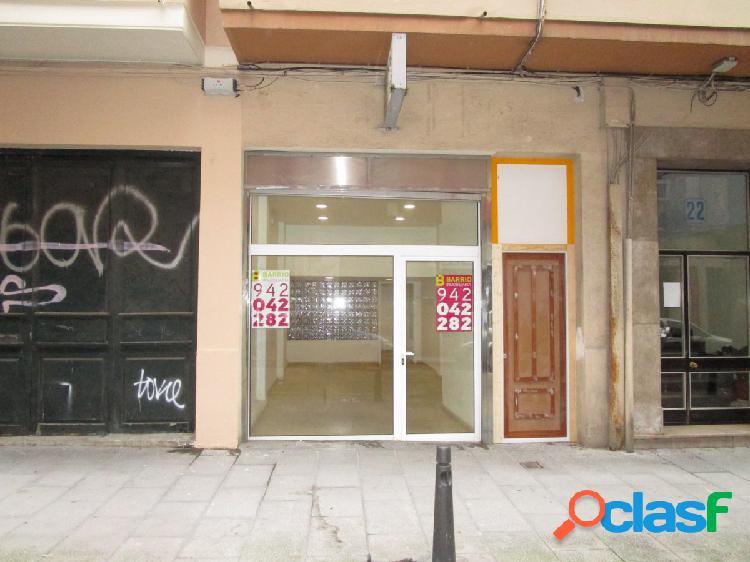 Local en el Centro de Santander