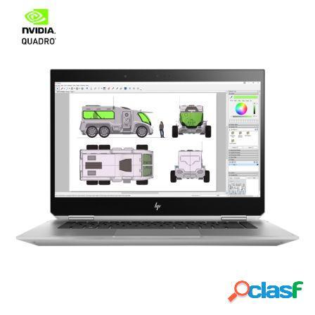 Portatil hp zbook workstation studio x360 g5 5uc05ea -