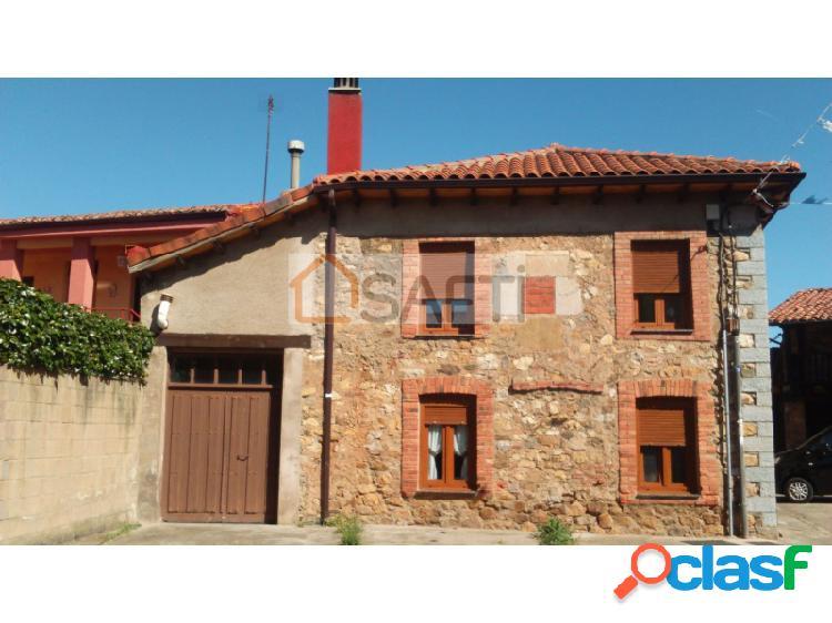 Se vende preciosa casa de piedra a 20 min de León