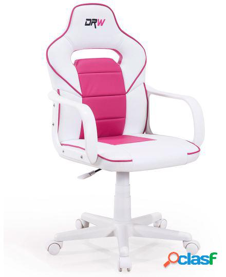 Wellindal Sillón giratorio gamer drw regulable en altura