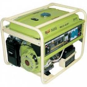 generador de 4,5 kva, GENERADOR MADER MILLENIUM GASOLINA 4.5