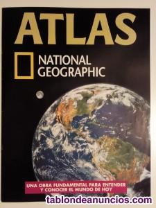 Atlas national geographic 25 tomos