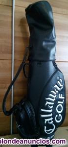 """Bolsa de golf callaway big bertha 8.5"""" de color negro"""
