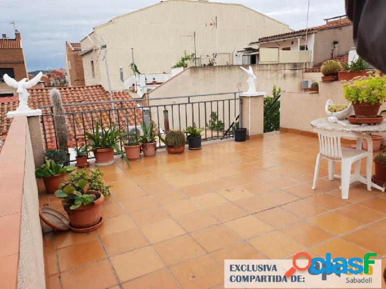 Bonita casa planta baja reformada con patio y terraza