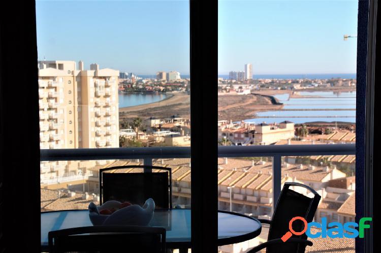 Impecable piso en Playa Honda con vistas al Mar y buena