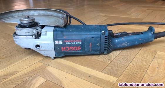 Radial bosch 230mm