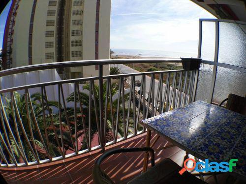Apartamento con vistas al mar. Playa Puebla de Farnals