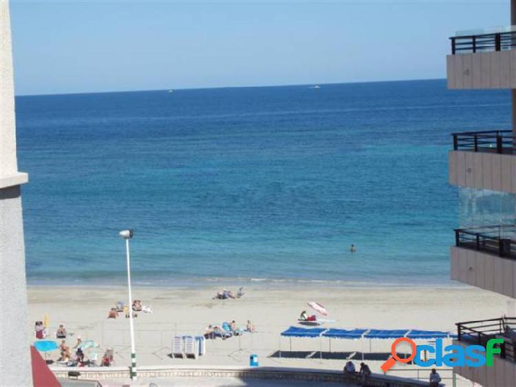 Apartamento en Calpe zona Playa De La Fossa en Primer Linea