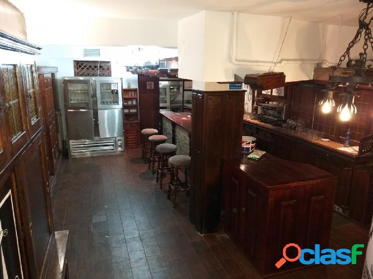Bar Restaurante en venta y alquiler en el centro de