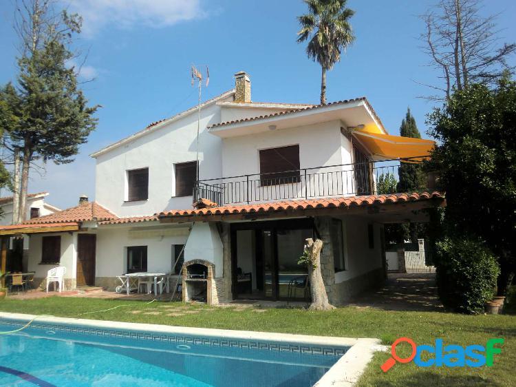 Casa a 4 vientos en la zona de Bon relax (Sant Pere