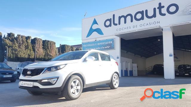 KIA Sportage diesel en Almansa (Albacete)