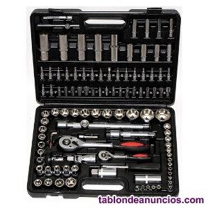 Maletín de herramientas kraft 180 piezas