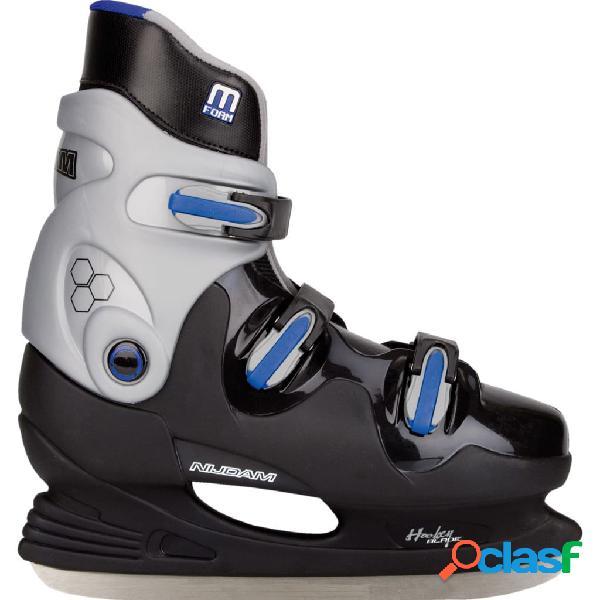 Nijdam patines para hockey sobre hielo talla 42 0089-ZZB-42