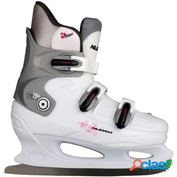 Nijdam patines para patinaje artístico sobre hielo 38