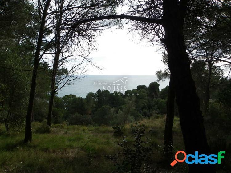 Parcela para reconstruir con vistas al mar, Lloret de Mar,