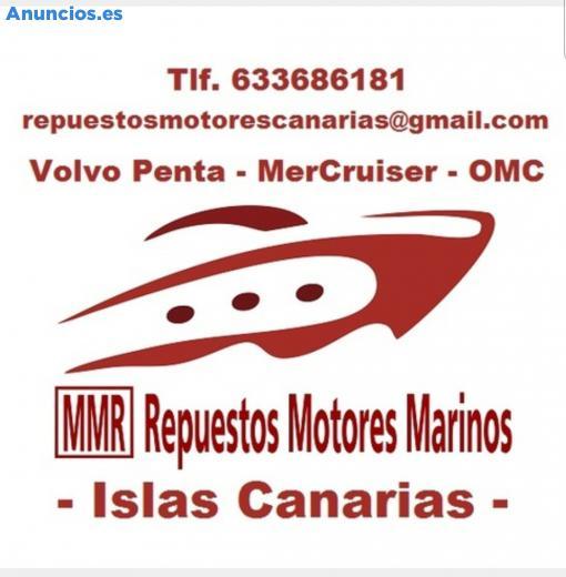 Repuestos Motores Marinos - Canarias