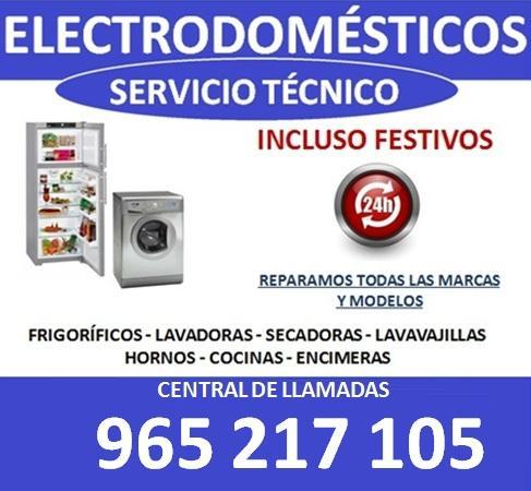 Servicio Técnico Beko Alicante Telf.