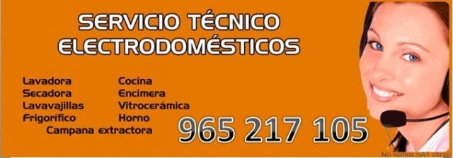 Servicio Técnico Smeg Alicante Telf.