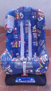 Silla coche dooby, (grupo 0/1) 0 a 18 kg.