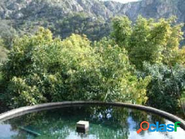 Terreno en venta en Los Guajares de 6463 m2