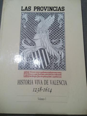 Vendo la coleccion de libros de LA HISTORIA VIVA DE VALENCIA