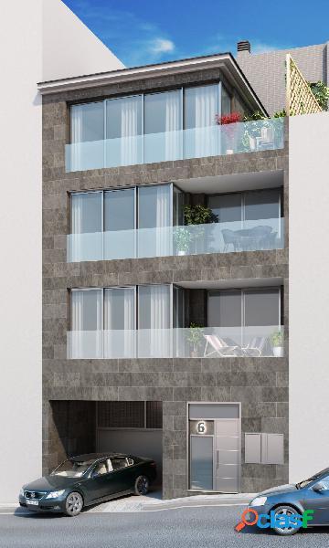 Venta de pisos, viviendas de 2,3 y 4 habitaciones con garaje
