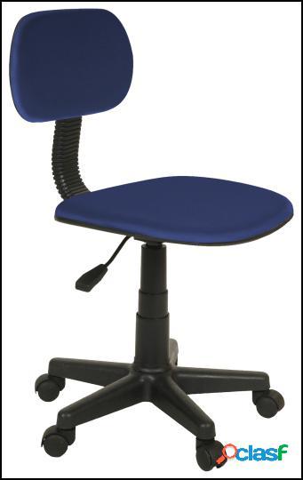 Wellindal Silla giratoria de escritorio juvenil modelo Lucky