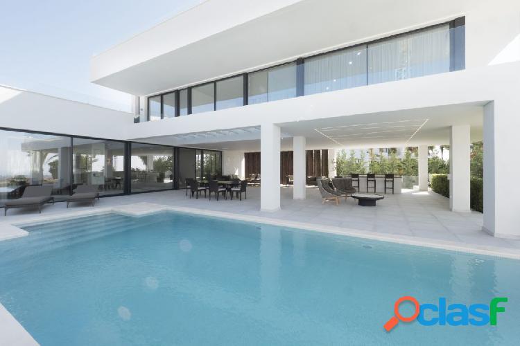 14 villas de estilo contemporáneo de lujo en Benahavis