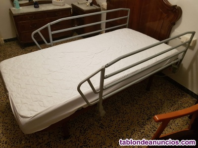 Cama ortopedica articulada