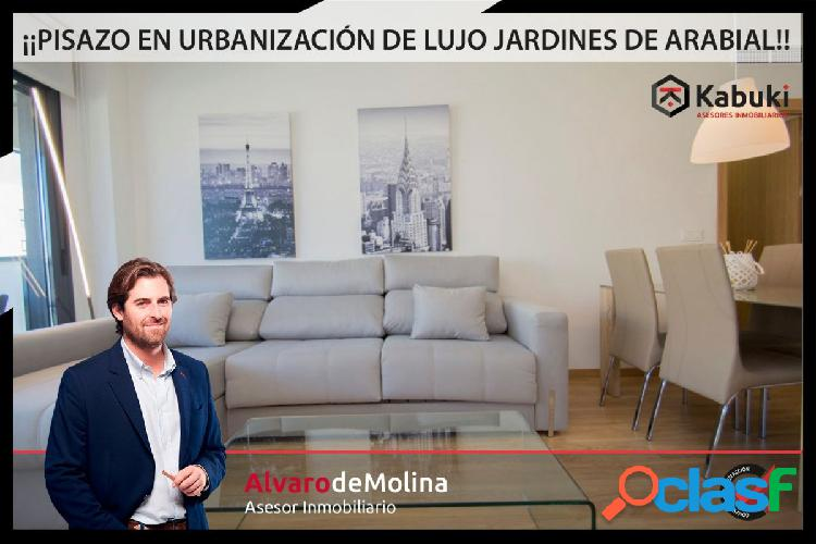 ¿Desea vivir en Granada capital en una urbanización de