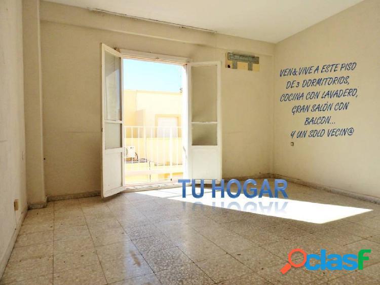 GRAN OCASIÓN PARA INDEPENDIZARTE!! piso de 3 dormitorios en