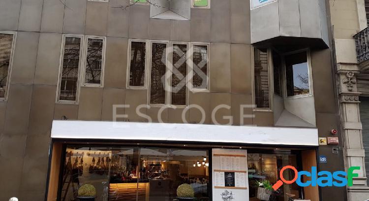 Local en traspaso en Rambla de Catalunya