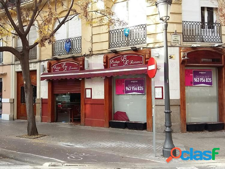 Local restaurante -cafetería en Joaquin Costa