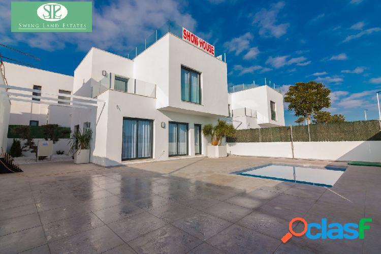 Maravillosa Villa de obra nueva en San Pedro del Pinatar