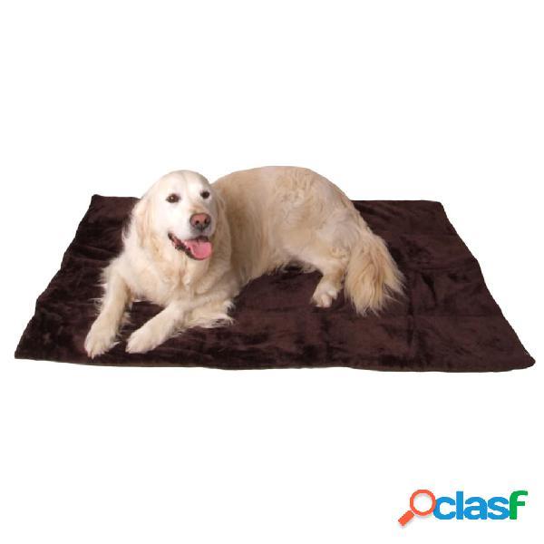 @Pet Manta para perros DeLuxe 88x60 cm marrón 18088
