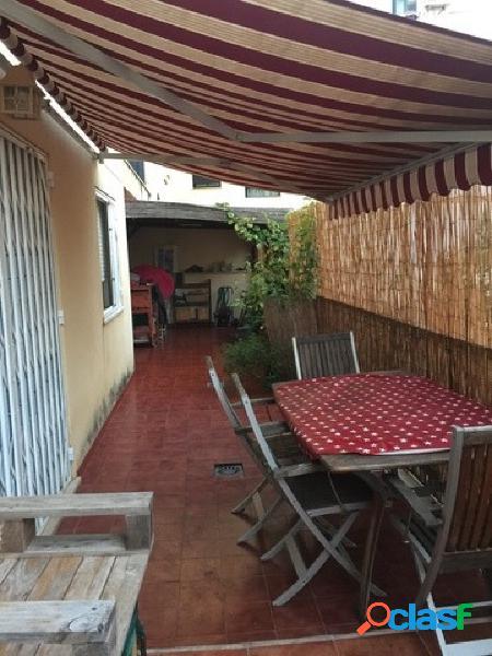 Piso con espectacular terraza en Catarroja