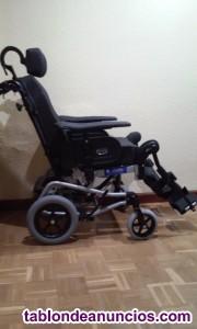 Vendo silla de ruedas especial