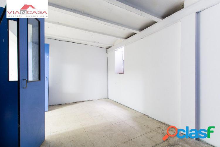 venta de local en Usera, luminoso, espacio diafano, Pie de
