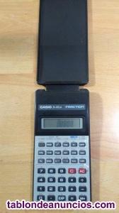 Calculadora casio fx – 82lb fraction