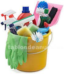 Empresa de limpiezas en el barrio del pilar