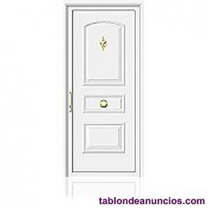 Panel para puerta de aluminio o pvc moldurado