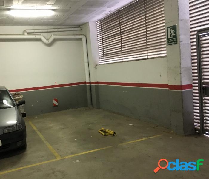 Plaza de Parking C/ CEBRIÀ MONTSERRAT