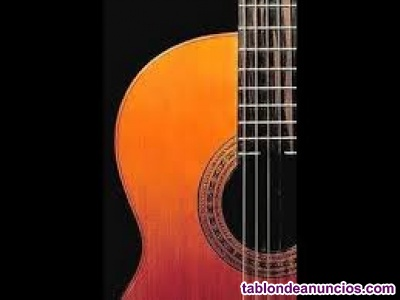 Clases de guitarra flamenca, madrid centro